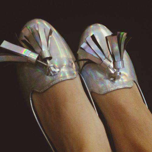 Lovemyshoes Shopping Holographic Fashion