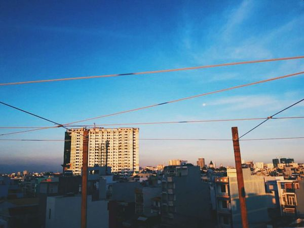 Afternoon Sunlight Rooftop Scenery First Eyeem Photo