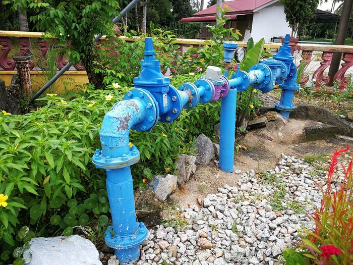blue pipeline Blue Park - Man Made Space Outdoor Play Equipment Plant Water Park Inflatable Ring Fire Hydrant Pool Raft Water Slide Life Belt Inflatable  Emergencies And Disasters Slide Valve Growing Monkey Bars Playground Pool Party Raft Float Slide - Play Equipment Jungle Gym
