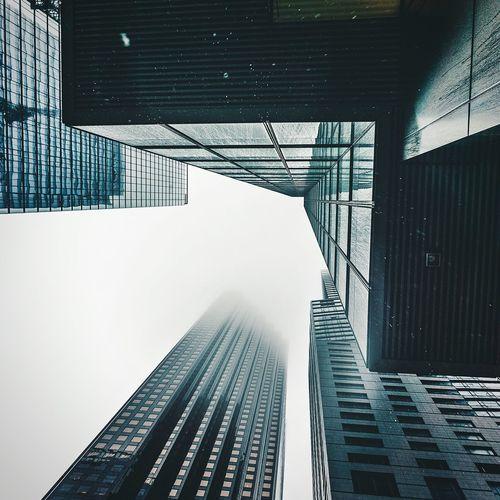 Amazing ArchitectureStreet City Toronto Urban Cityscapes Urban Geometry Streetphotography Street Photography The Architect - 2015 EyeEm Awards Welcome To Black