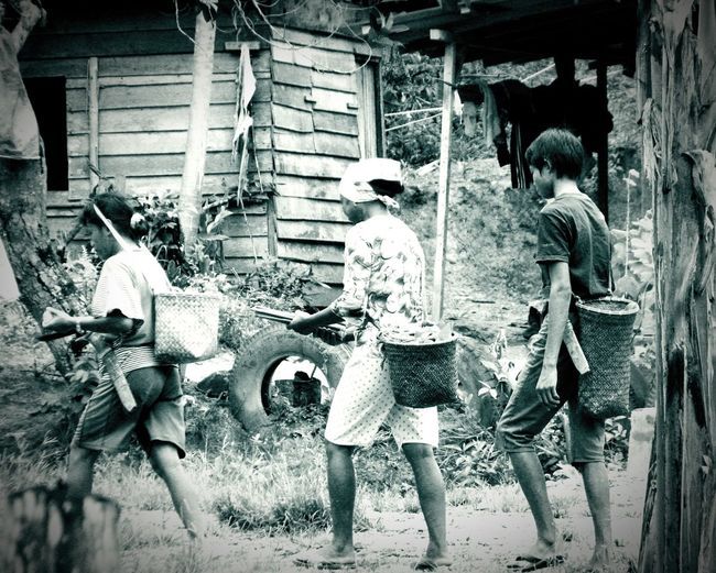 Dayak Dayaknees Borneo Kalimantan Barat  INDONESIA Food Fish Fishing Vegetables Non-urban Scene Nature Nature Lover Back To Nature Black And White People Villages Farmland Eyeemphoto The Magic Mission