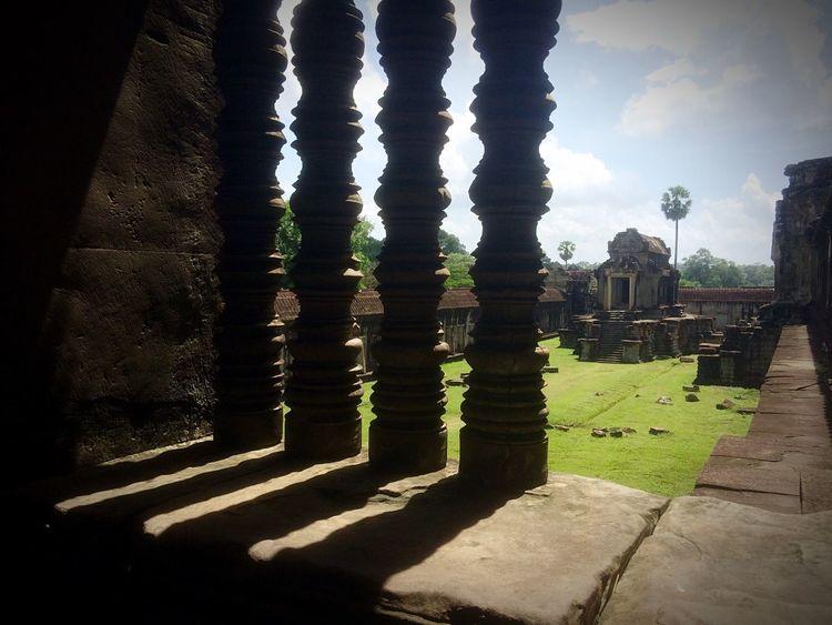 Hello World Angkor Wat Angkorwat Angkor Thom Angkorarcheologicalpark Angkor Wat, Cambodia Angkorthom