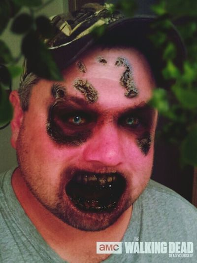 Check This Out Zombie Apocalypse The Walking Dead Fart Face