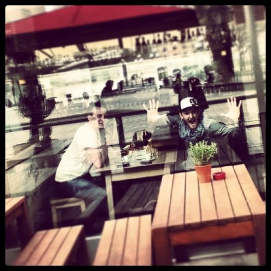Lunchdate Friends Vapiano Younggirls - I♥mylife