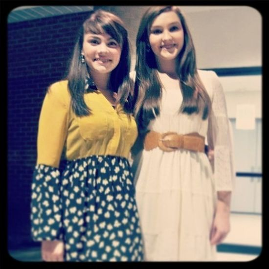 Me & Madison!