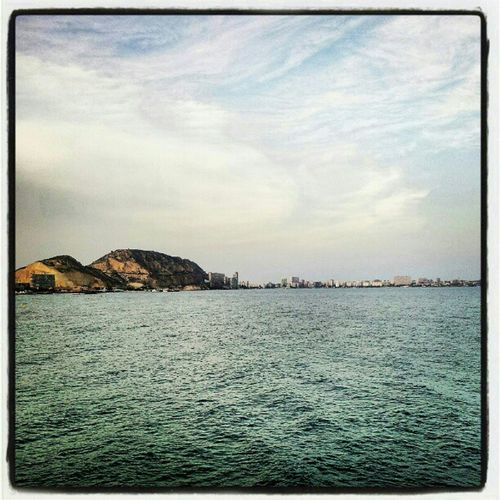 Panorámica Alicante