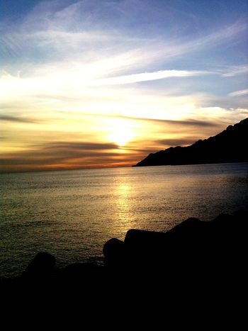 Beautiful ♥ Mare ❤ Itlay Beautiful Day Beautiful City Love♡ Salerno♡ Tramonto
