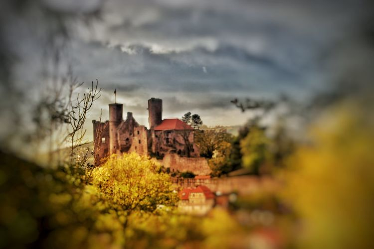 Autumn Outdoors No People Nature Burg Hanstein Samsung Beauty In Nature Leaf Castle Hanstein Eichsfeld Snapseed Burgruine Hanstein Ruine Sunday Afternoon Lost In The Landscape Fallcolors