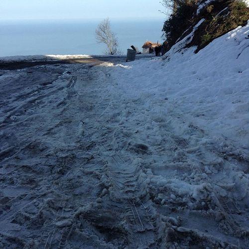 Yalanci Kar yoksa temiz her yer Ordu Boztepe Sehir manzara nature karadeniz travel teleferik nature gezi turkiye turkey sky blue