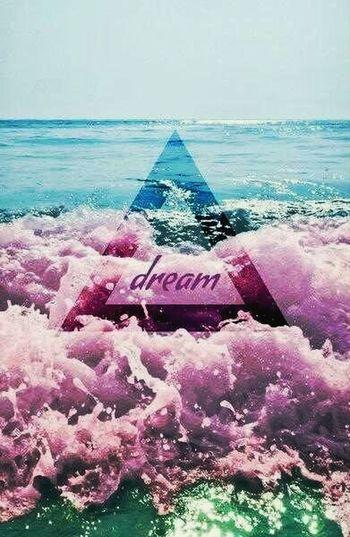dream #swag#illuminitie#pink#blue#love
