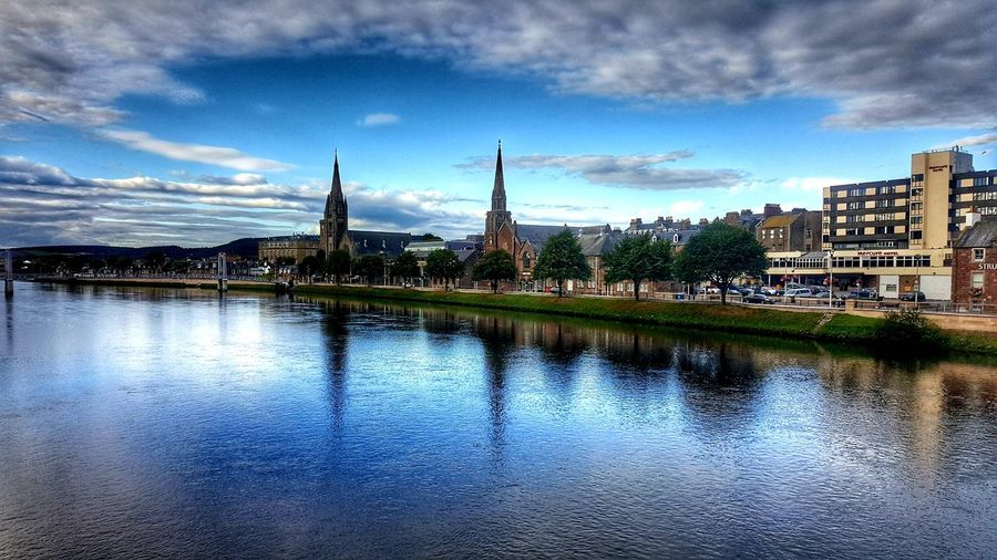 Inverness - The