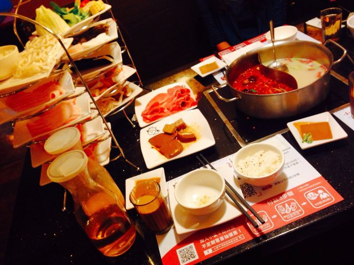 Food Food And Drink Sweet Food Table Day Yummy Vscophoto Chopsticks Vscocam Spoon Food And Drink Delicious Vscocamera Milktea Chafing Dish