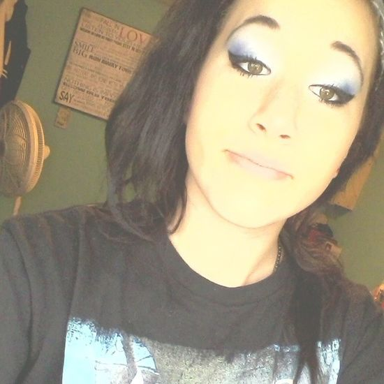 Followme Followback Wussup Stoner Makeup Eyes