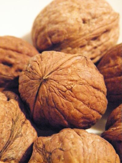 Brown Close-up Day Food Food And Drink Freshness Healthy Eating Indoors  No People Nut - Food Nutshell Walnut Walnuts