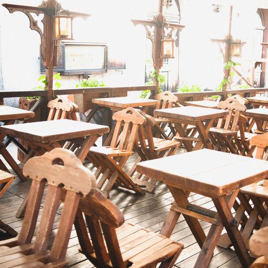 Estonia Beer Beer Garden Cafe Calmness Estonia No People Talinn Travel Photography Wooden Cafe