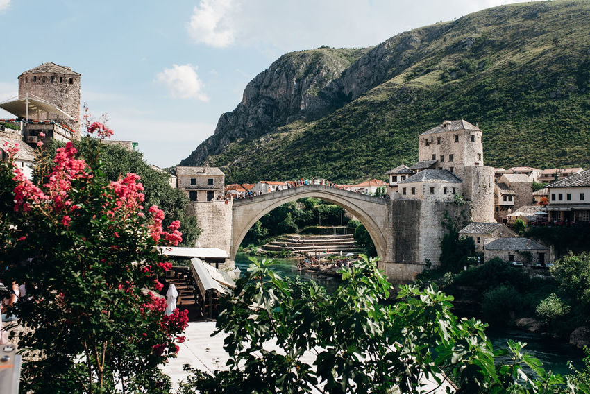 www.facebook.com/pelephotography www.instagram.com/pontosanpele Summer Trip River Side Bosnia And Herzegovina Bosnia Flowers Mediterranean  Pele Photography Old Town Old Bridge Mostar Mostar Old Bridge Mostar Old Bridge Balkan Bosnia And Herzegovina Balkan Nature Balkan Travel Travel Shots Traveling Travel Photography Destination Photography TOWNSCAPE Rooftop Bell Tower Townhouse