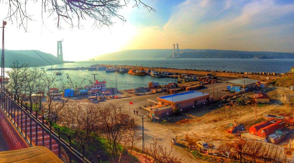3.köprü Yavuzsultanselim Kopru Istanbul Boğaz
