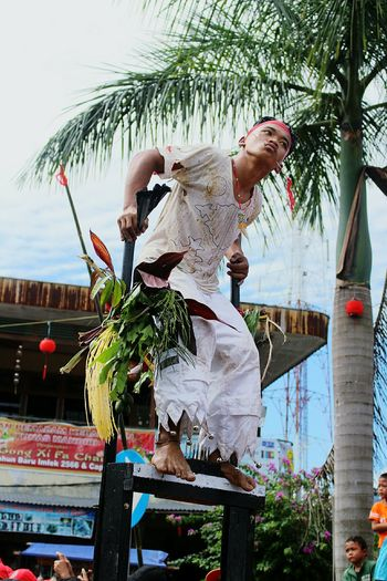 Cap Go Meh throwback *homesickedition Tradition Capgomeh Throwback Only Men Sky Adults Only One Man Only One Person People