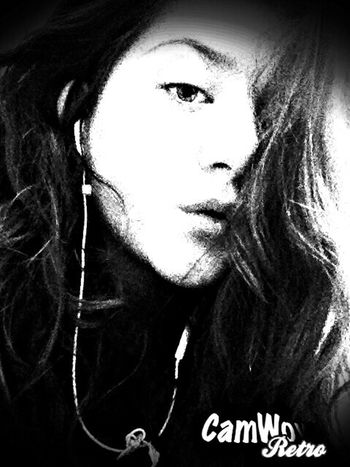 BORED! Black And White Selfie ✌