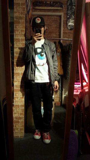Mishka Ghostworld Fashion Keepwatch