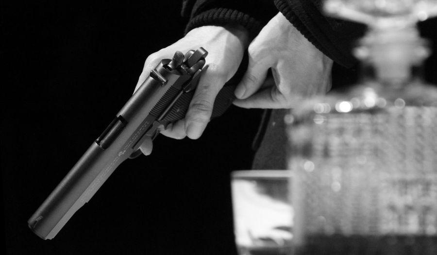 Bw_collection Short Film Gun Hands