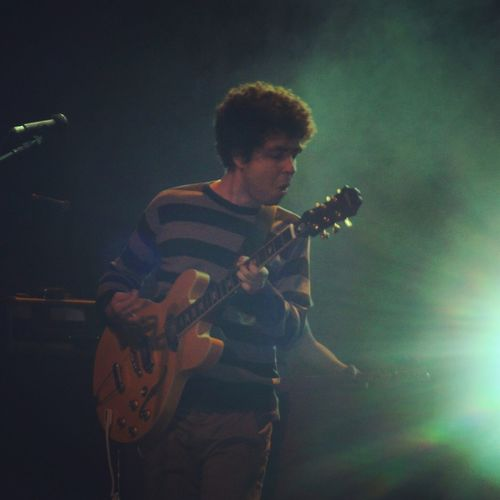 Nem vi você chegar.. Show CiceroRosaLins Amazing Concert MPB Taking Photos Guitar Nightphotography