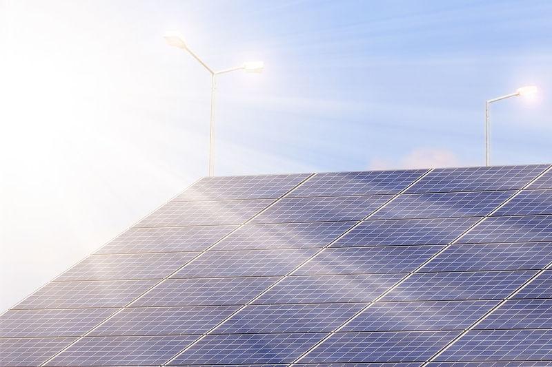 Solar panel is