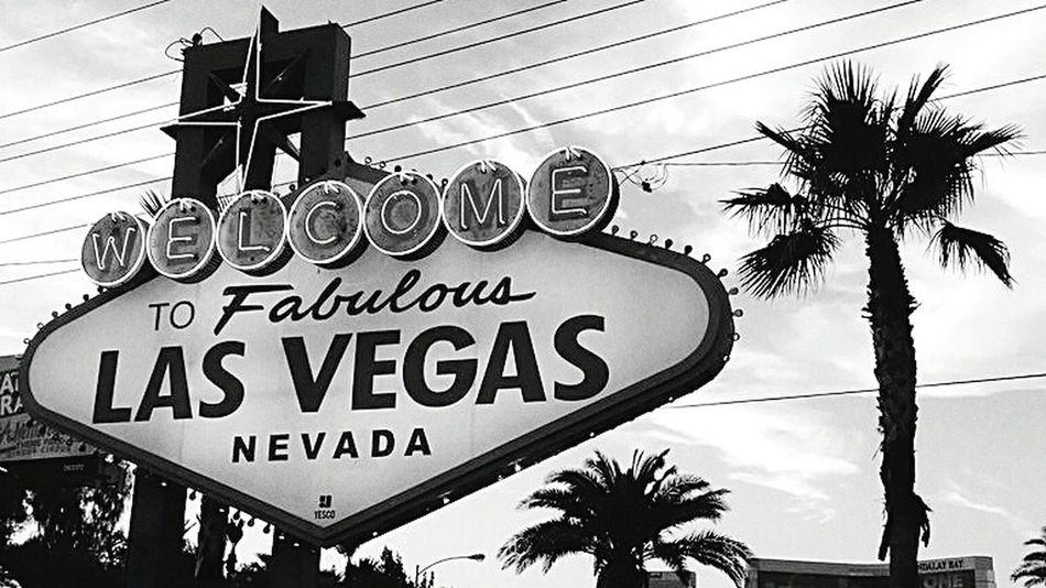 Las Vegas Las Vegas At Night Sign Monochrome Blackandwhite Photography Lasvegas Nevada Monochromatic Las Vegas NV Las Vegas Trip l