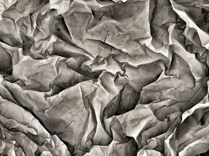 paper Full Frame Crumpled Paper Crumpled Pattern Abstract Backgrounds Stone - Object