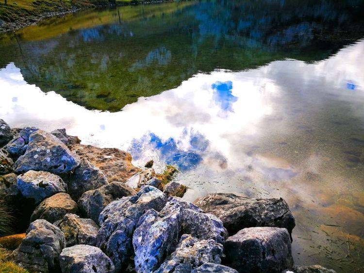 Water Reflection Nature Day Tree Beauty In Nature Agua Asturias Paraiso Natural🌿🌼🌊🌞 Ecosystem  Senderismo Asturies Ecosystem  Mountain Asturiasgrafias Asturiasgram Asturias , Spain Covadonga Lagos Sky Nature Asturiasparaisonatural No People Covadonga