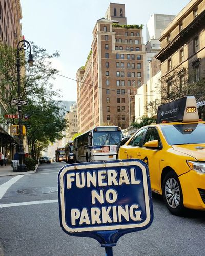 NYC Newyorkcity New York City New York Madison Avenue Funeral Traffic Taxisnyc Taxi Cab Cars Cityscapes Cityscape Streetscape Streetscenery Streetscene