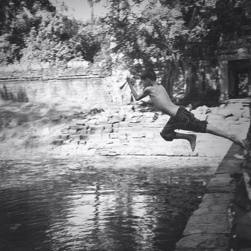Capture The Moment Angkor Everyday Joy Asian Culture EyeEm Best Shots Capturing Movement