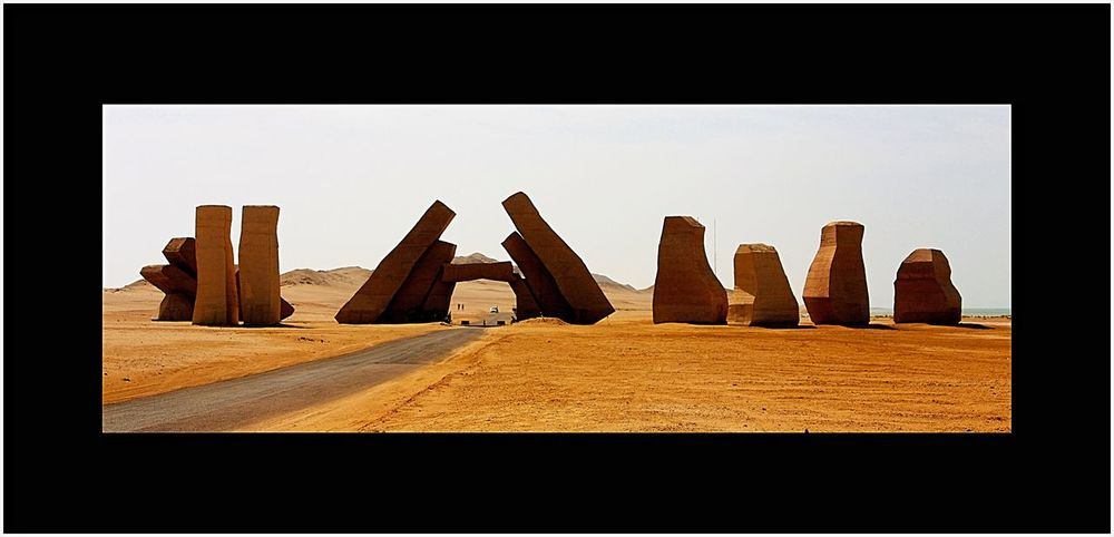 Ras Mohamed Egypt No People Education Sky Outdoors Day Architecture Sun Sand Sculpture