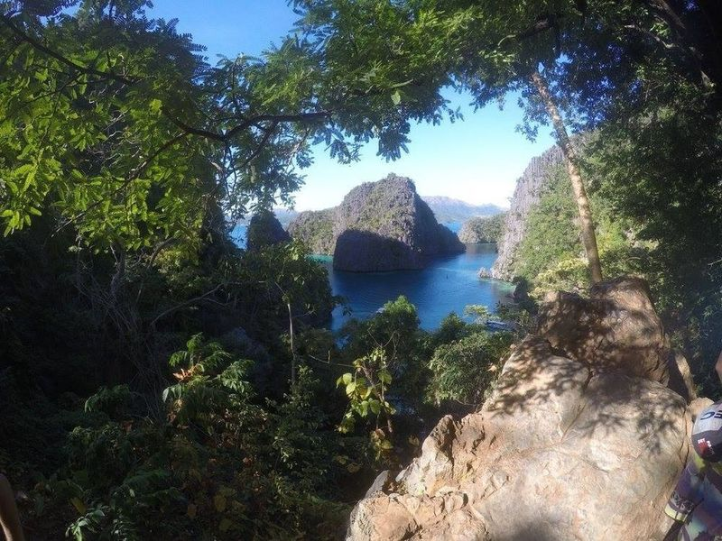 the beauty majestic CORON PALAWAN PHILIPPINES Gopro Philippines Eyeem Philippines Hello World 🏊🌞🗾😎☀👍🏄👌☝🌅😘☁⛅👏