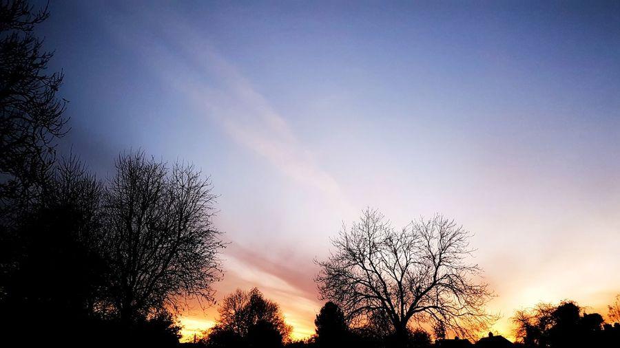 Sunset. Sunset