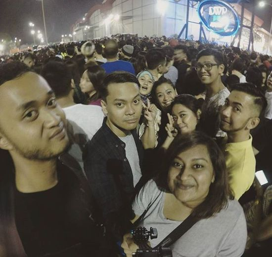 Thanks to these guys I had the best 3 days of my life in Jakarta. Dwp15