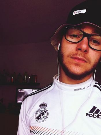 Real fuckin' Madrid.
