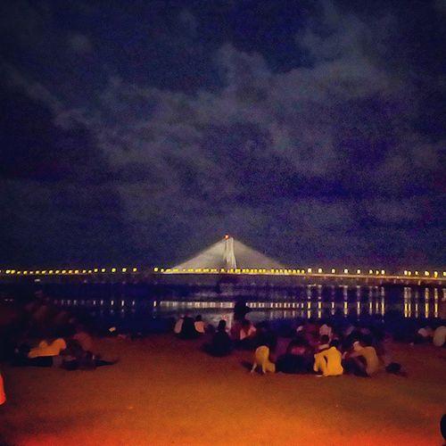 Mumbai Bandrasealink MahimCreek BadiRaat Fun