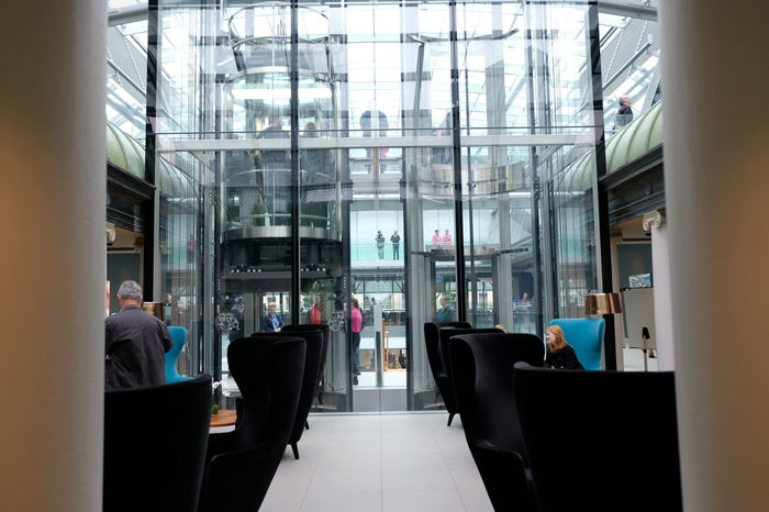 Sydneyisopen Lifts Heritage Building Indoors  Atrium Urban Geometry Waiting Area Fujifilm Fujifilm_xseries