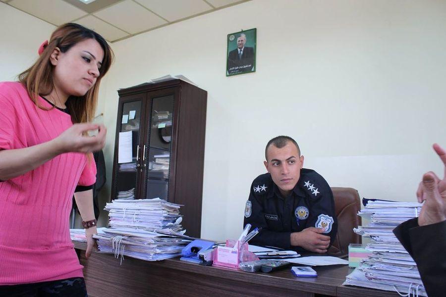 Short Film Actor Act Kurdistan