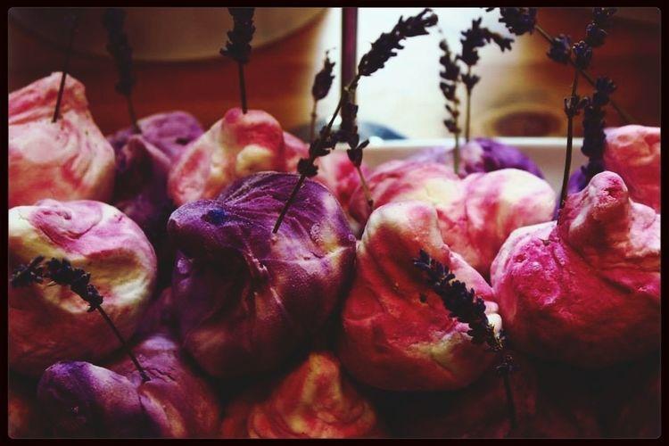 Lush Soap Lush Cosmetics Colourful Purples