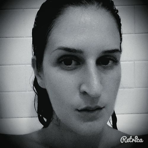 Bored,having a bath after work out Vegan Sport Bored