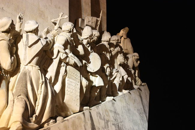 Art Art And Craft Creativity Descobrimentos Human Representation Lisboa Lisbon Memorial PADRAO Sailors Sculpture Statue Seeing The Sights My Best Photo 2015