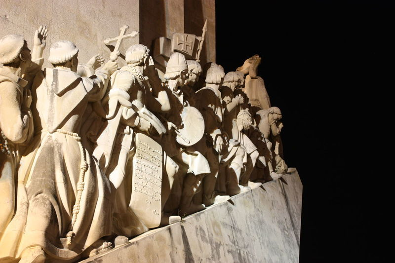 Art Art And Craft Creativity Descobrimentos Human Representation Lisboa Lisbon Memorial PADRAO Sailors Sculpture Statue Seeing The Sights My Best Photo 2015