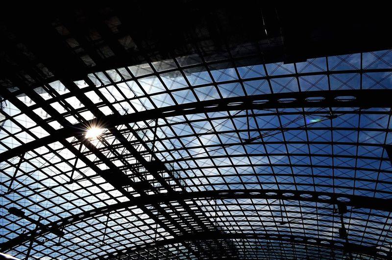 Berlin _ Germany Berlin Travel Travel Stories Train Airplane Sky Architecture