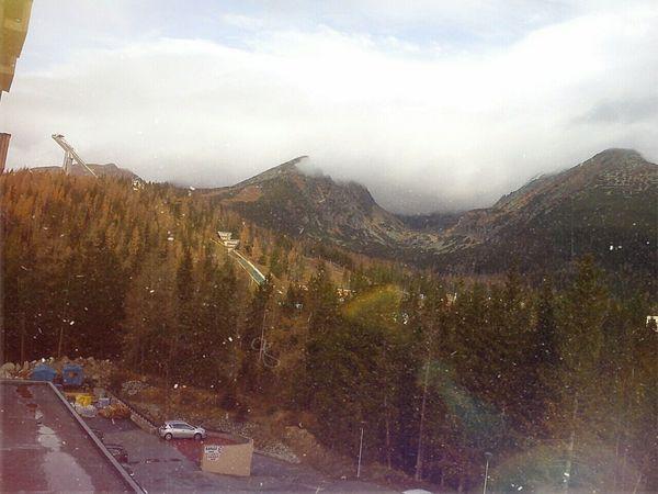 The View From My Window Strbske Pleso