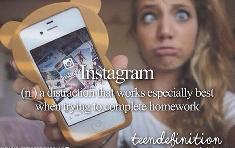 Instagram IPhone Cover Girl