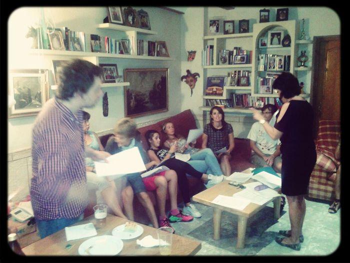 hoy..teatro leido en familia