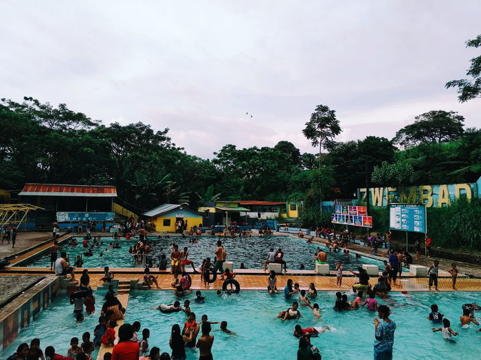swimming full Crowd Tree Water Popular Music Concert Fan - Enthusiast Competition Ice Rink City Arts Culture And Entertainment Sports Race Water Park Pool Party Slide - Play Equipment Playground Outdoor Play Equipment