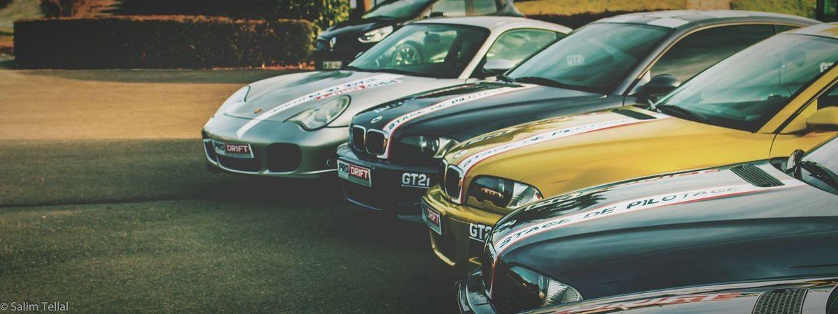 BMW M3 Porche Beauty Sunrise Drift Cinema Effect Paris AMPt Community